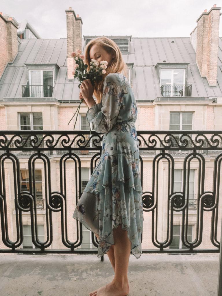 Brooke Saward en París | MUNDO DE WANDERLUST