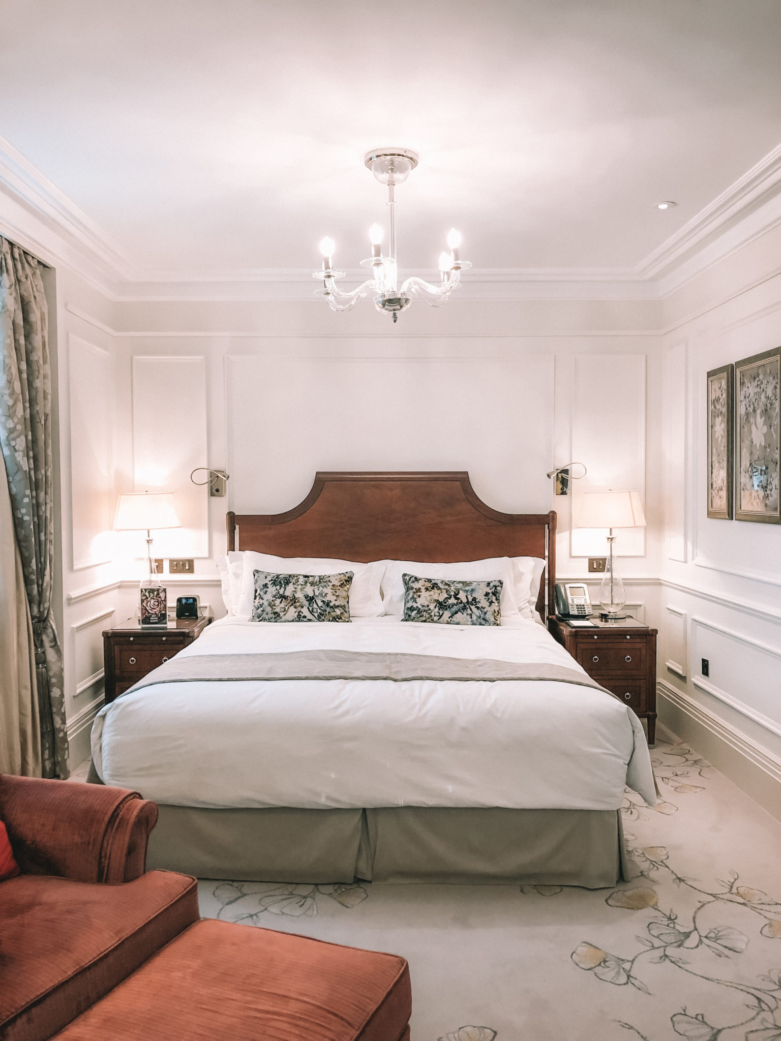 Langham London Review | WORLD OF WANDERLUST