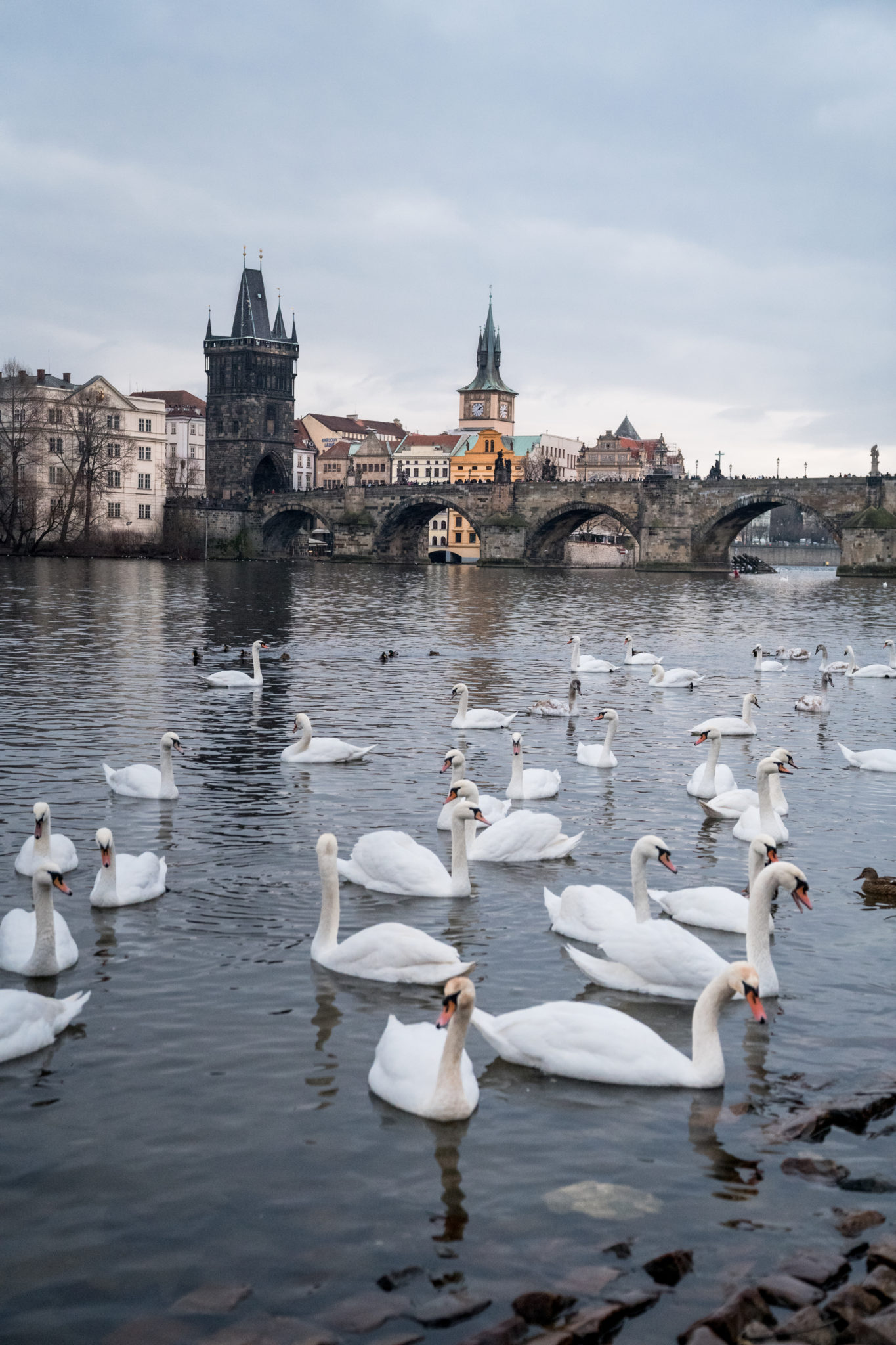 Prague at Christmas | WORLD OF WANDERLUST