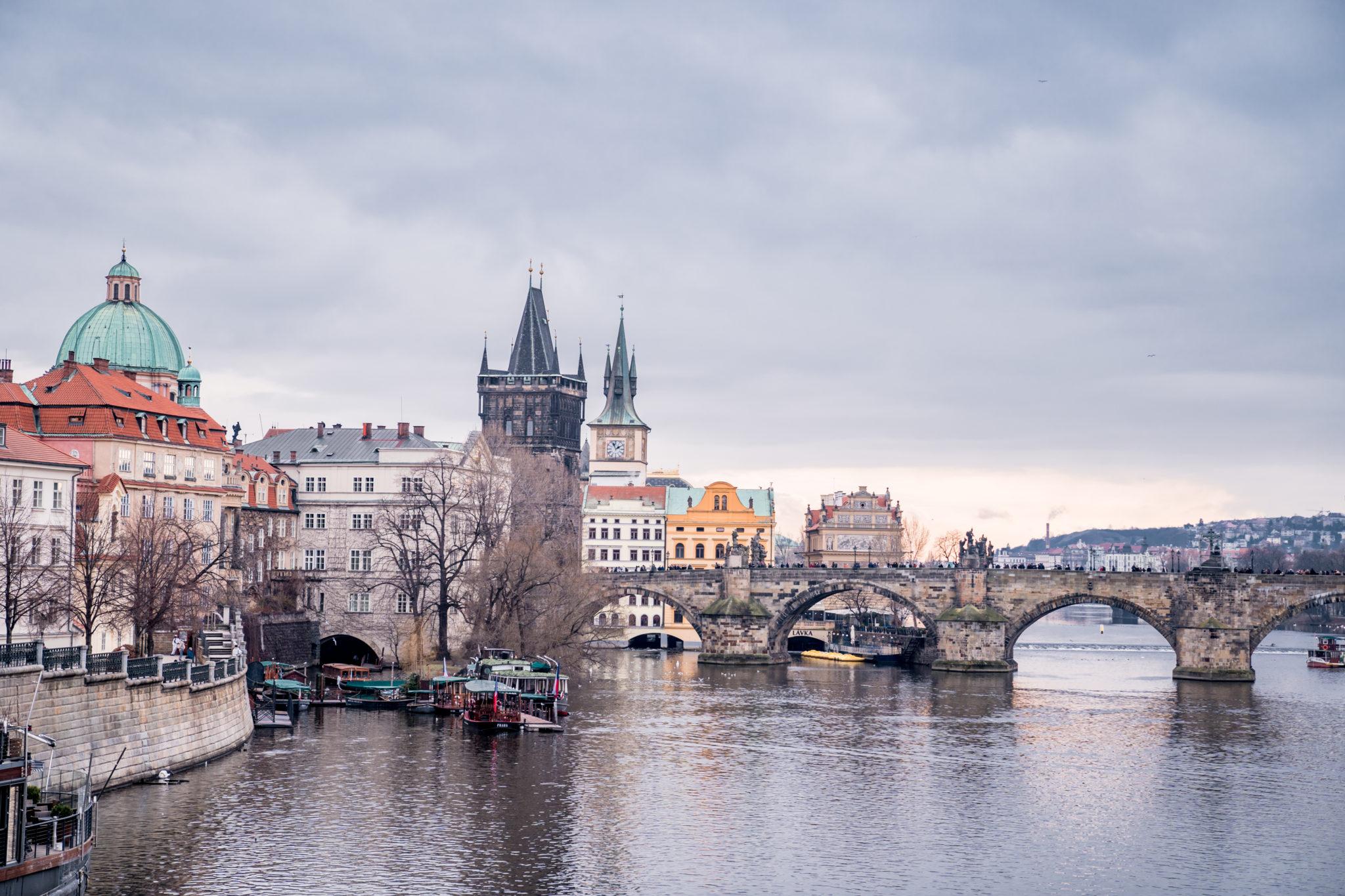 Prague at Christmas | WORLD OF WANDERLUST