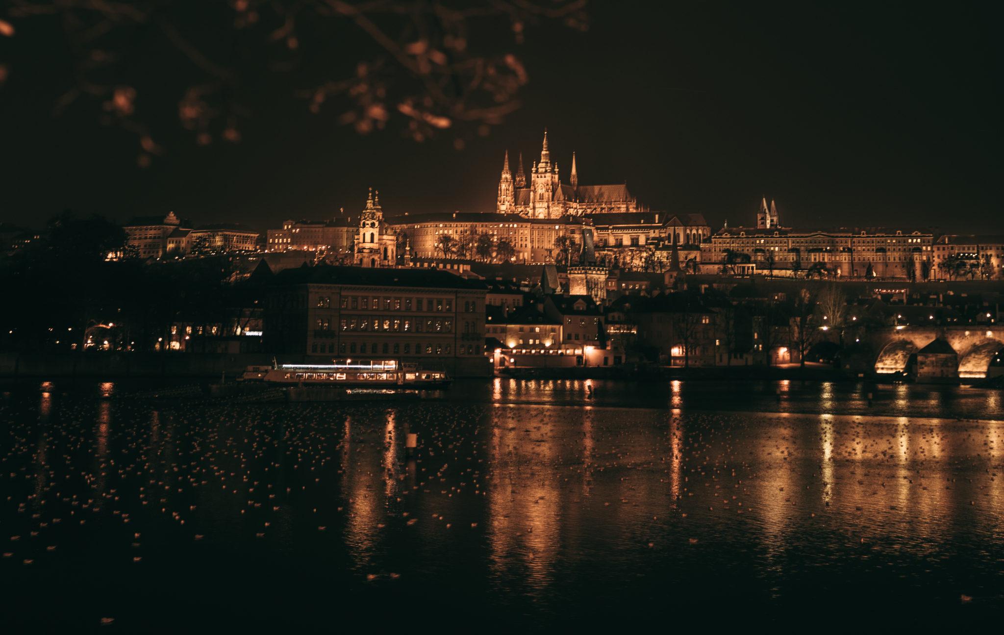 Praga en Navidad | MUNDO DE WANDERLUST