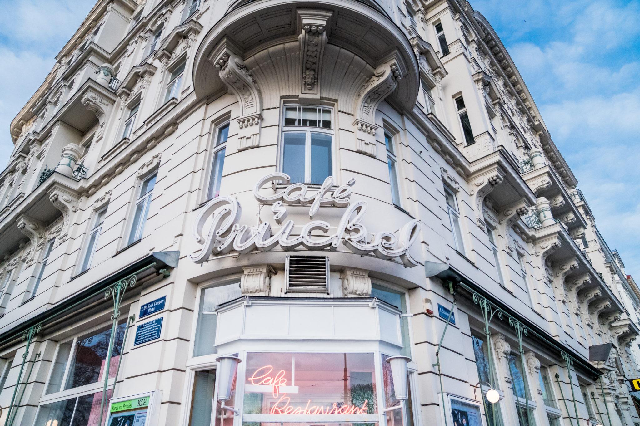 Vienna Best Coffee Houses | WORLD OF WANDERLUST
