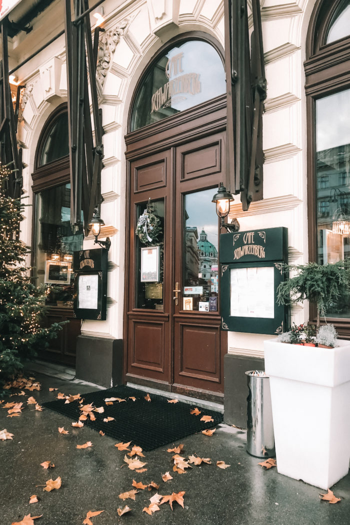 The 6 Best Coffee Houses In Vienna