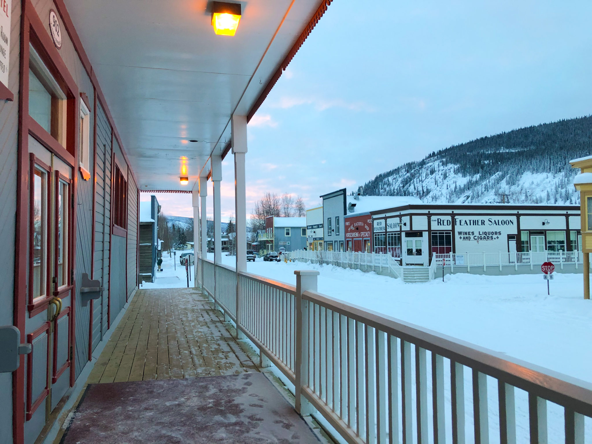 Dawson City Canada | WORLD OF WANDERLUST