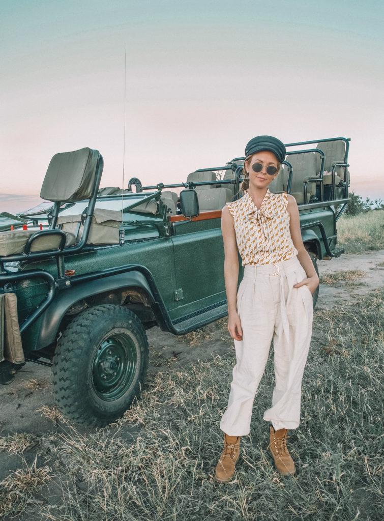 Mejores lugares para ir a Safari   MUNDO DE WANDERLUST