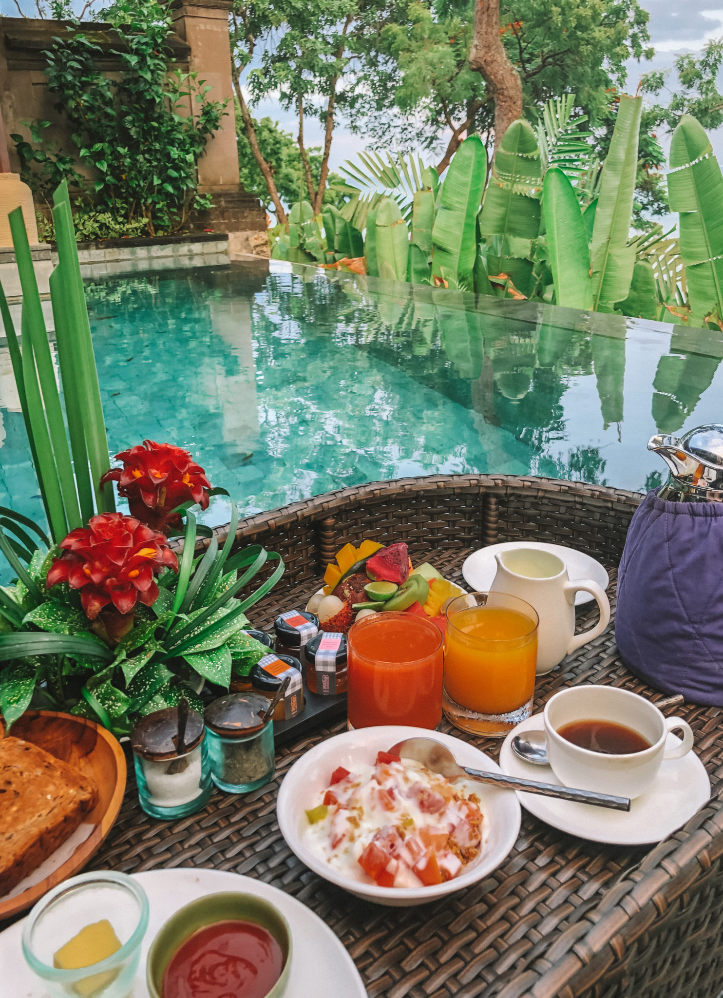 Four Seasons Bali | WORLD OF WANDERLUST