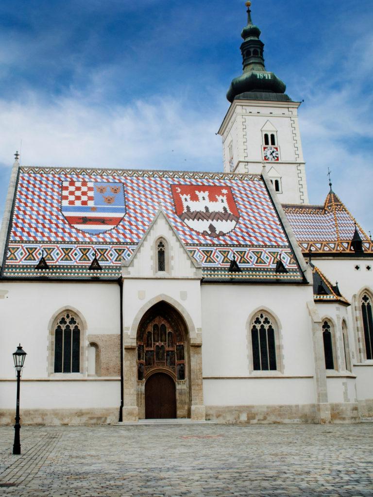 Zagreb Croatia   WORLD OF WANDERLUST