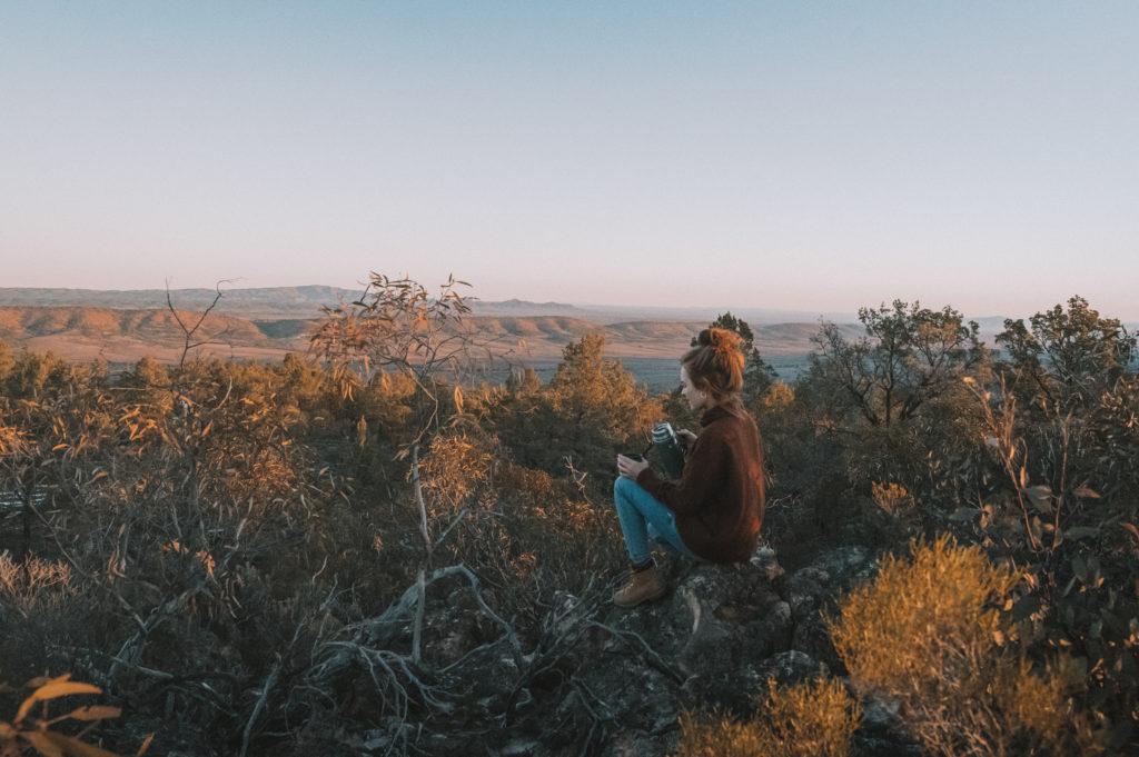 Flinders Ranges Heli Swag | WORLD OF WANDERLUST