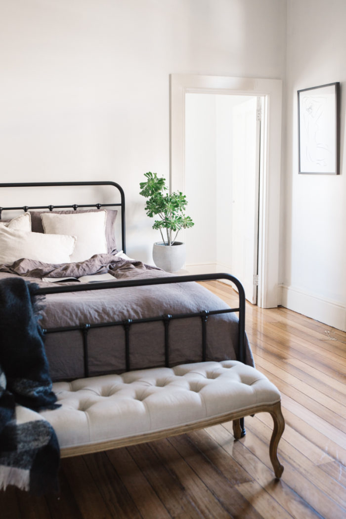 My Bedroom Reveal: Inside my Renovated 1890's Townhouse