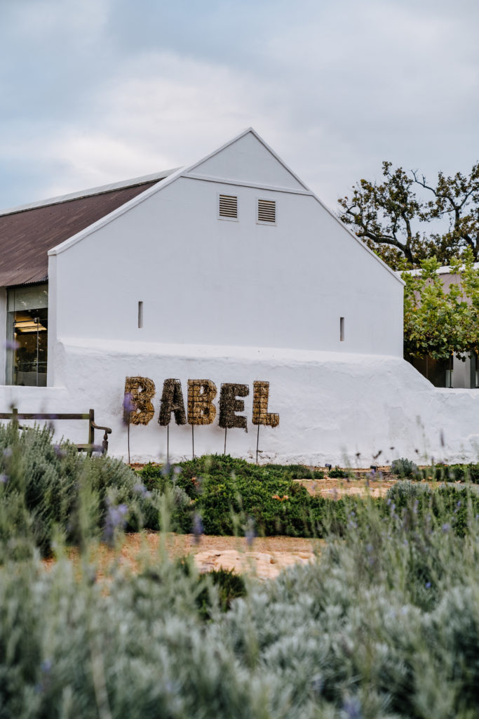 Babel restaurant | WORLD OF WANDERLUST