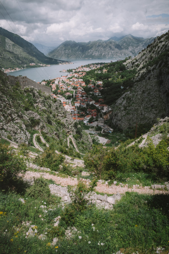 Kotor Fortress Hike | WORLD OF WANDERLUST
