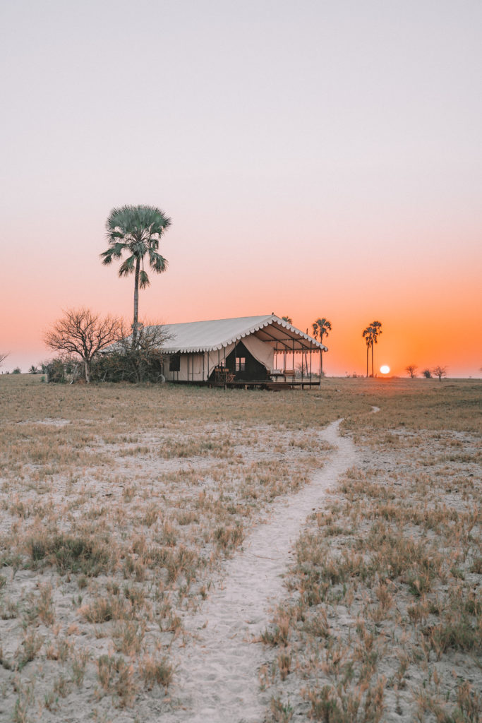 San Camp Botswana | WORLD OF WANDERLUST