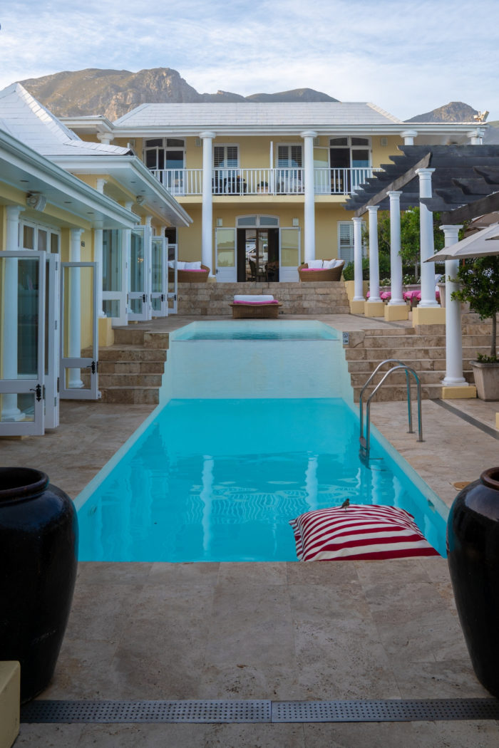 Staying at Birkenhead House in Hermanus, South Africa