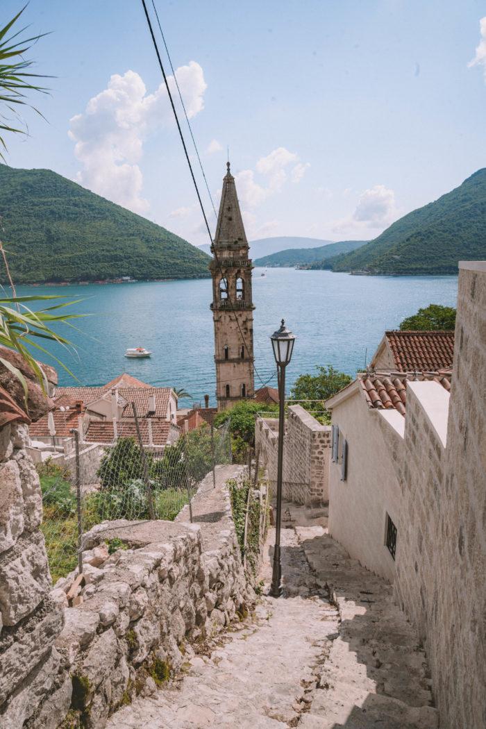 How to Visit Perast, Montenegro
