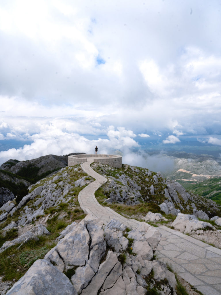 Lovcen Montenegro | WORLD OF WANDERLUST