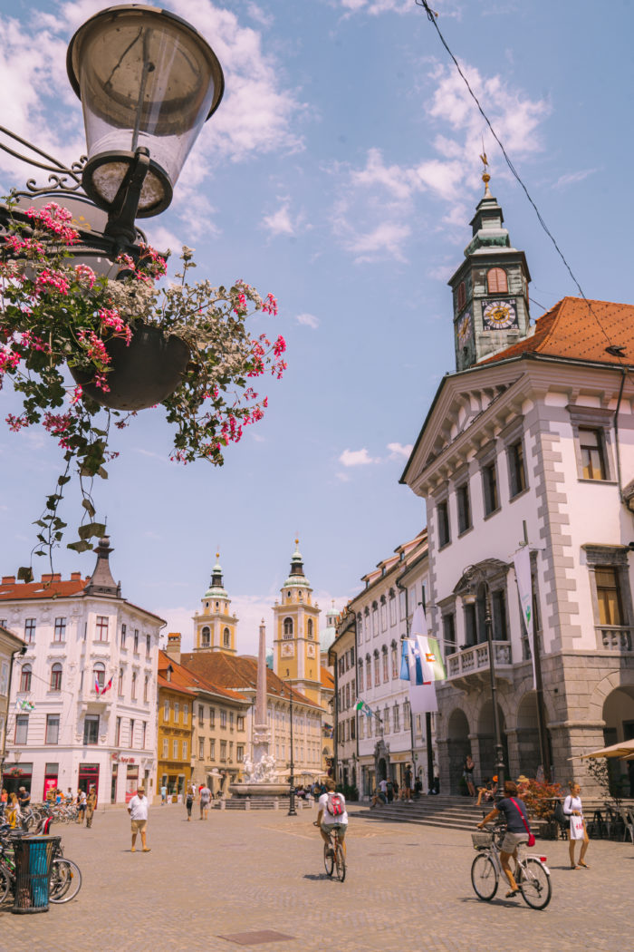 A Guide to Ljubljana