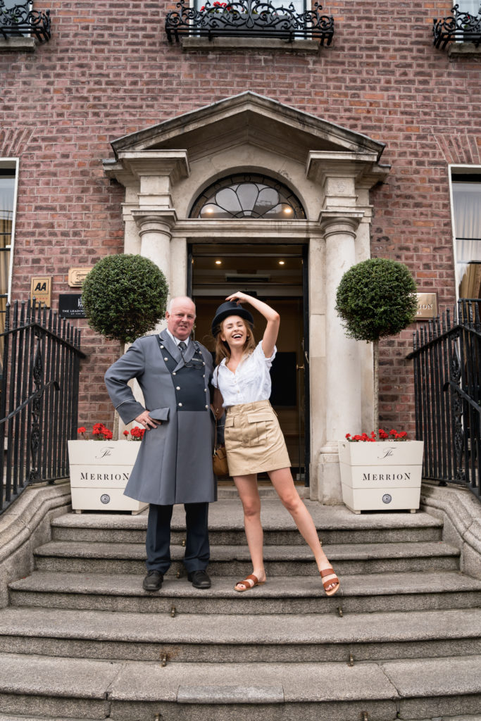 Checking In to the Merrion Hotel Dublin | WORLD OF WANDERLUST