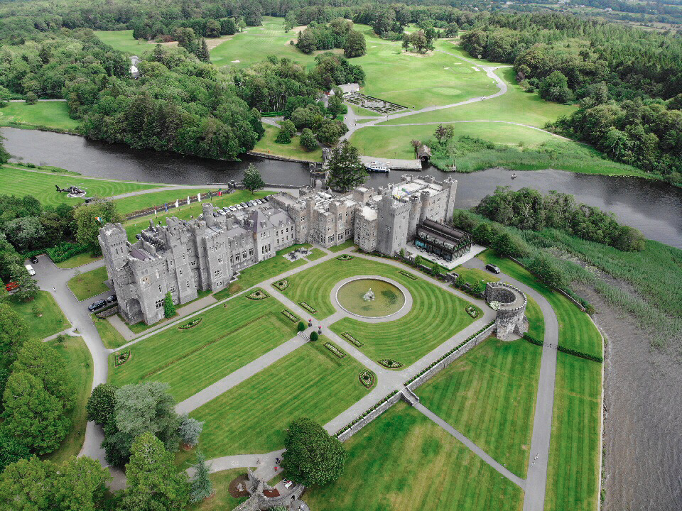 Ashford Castle Ireland | WORLD OF WANDERLUST