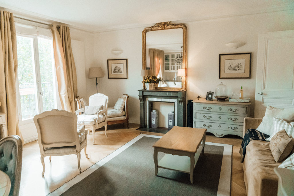 Paris Perfect Apartment | World of Wanderlust