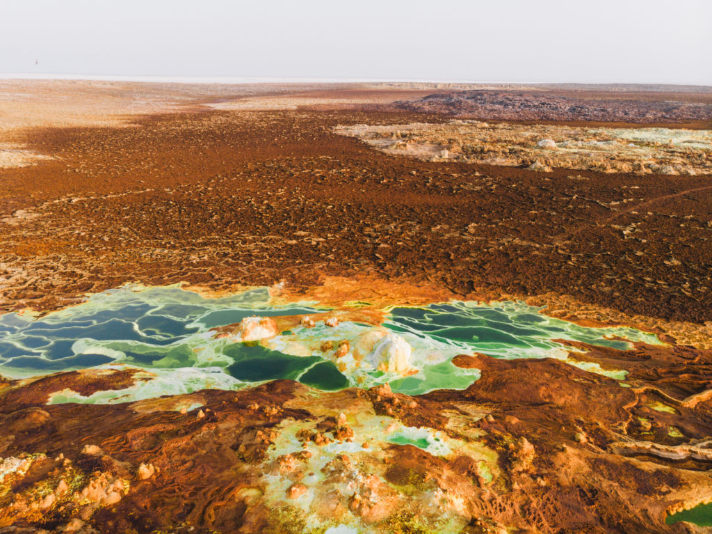 Danakil Depression: A Guide to visiting