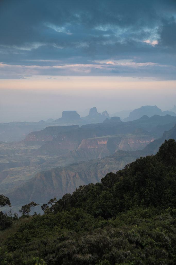 Simien Mountains   WORLD OF WANDERLUST