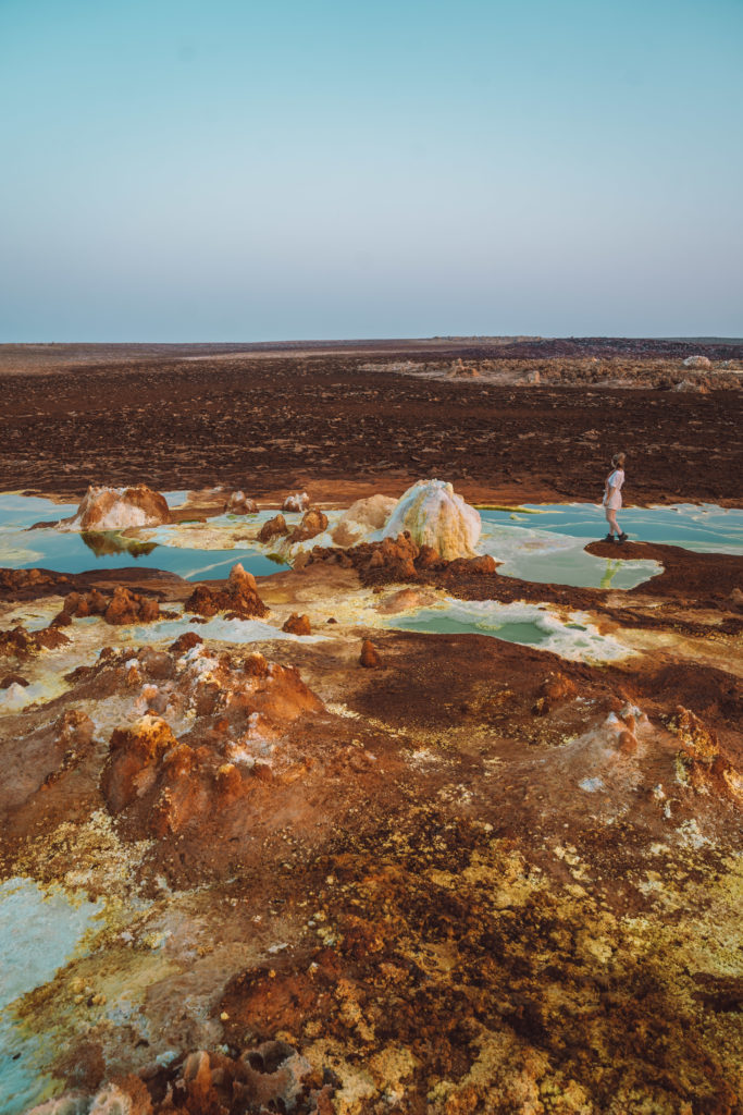 Danakil Depression Ethiopia | WORLD OF WANDERLUST