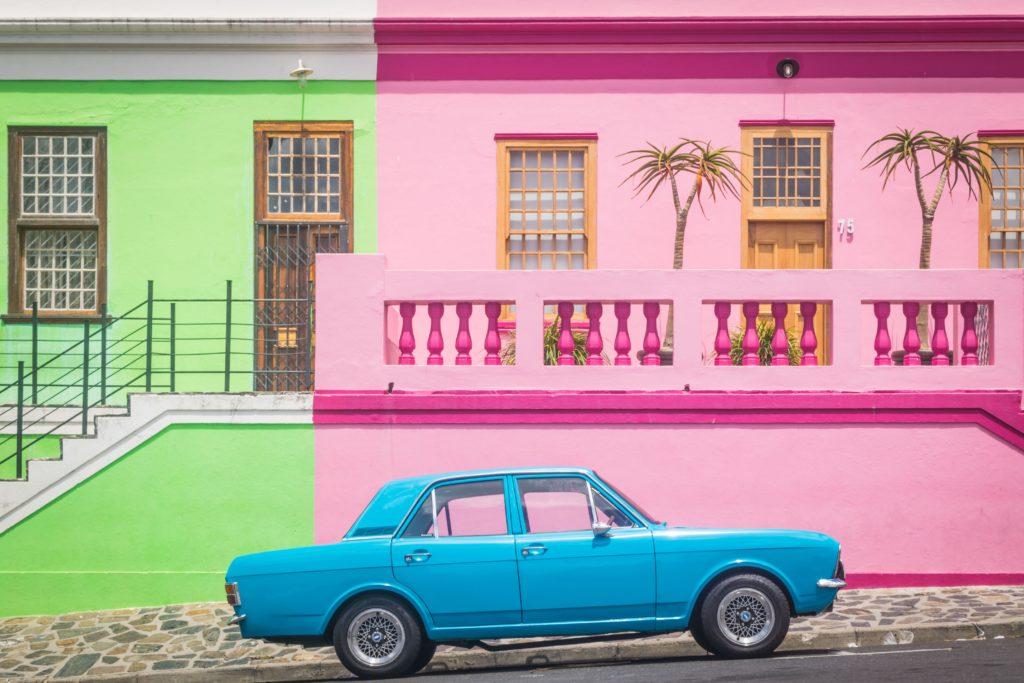 Ciudad del Cabo en una guía de ciudad económica
