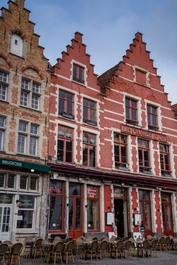 Guide to visiting Bruges in Winter