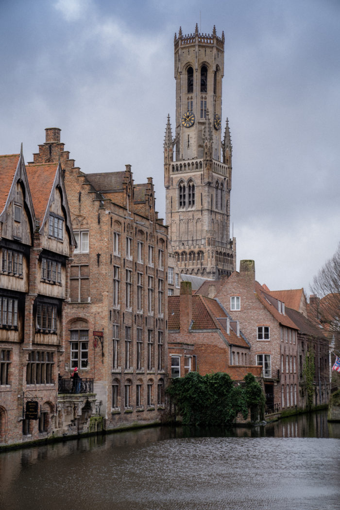 The Best Photos Spots in Bruges