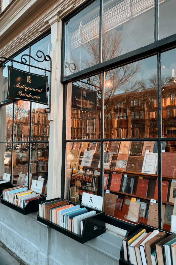 The Best Bookstores in Amsterdam