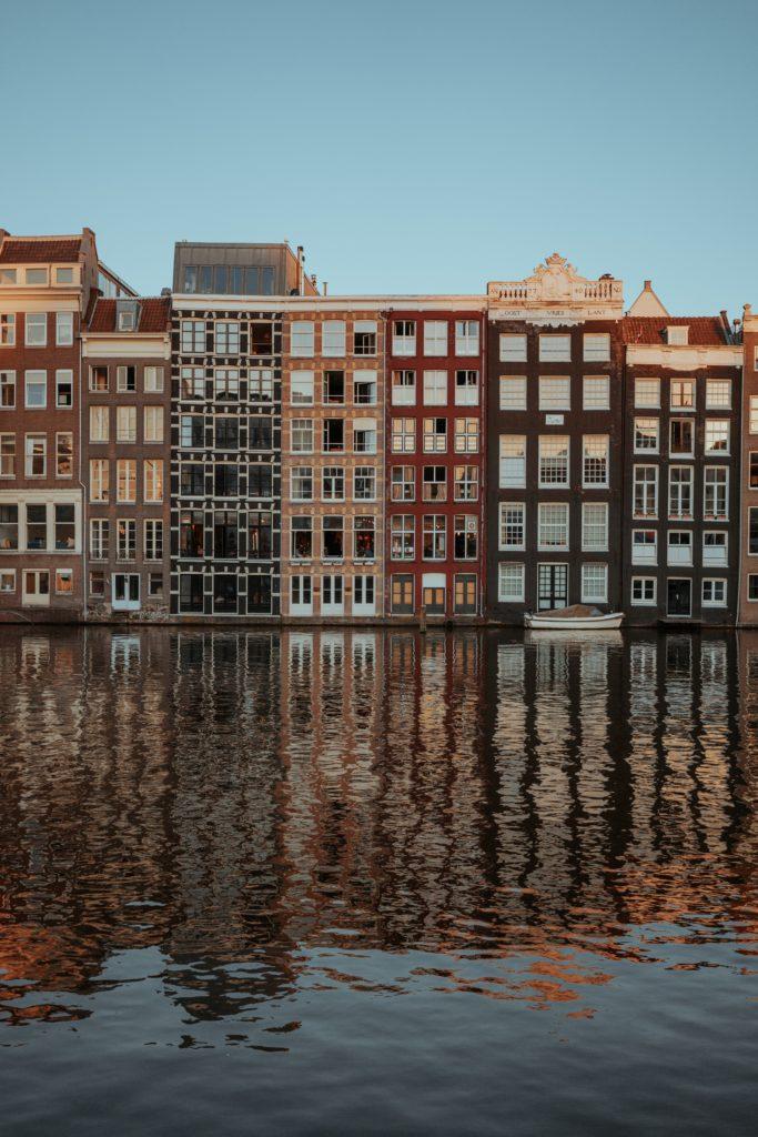 Amsterdam in Winter