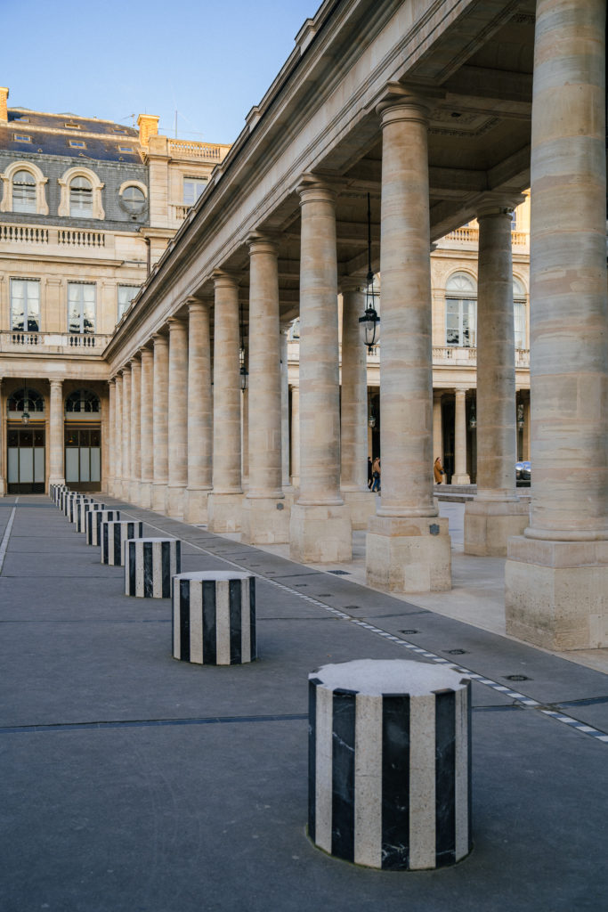 Paris Palais Royal by World of Wanderlust
