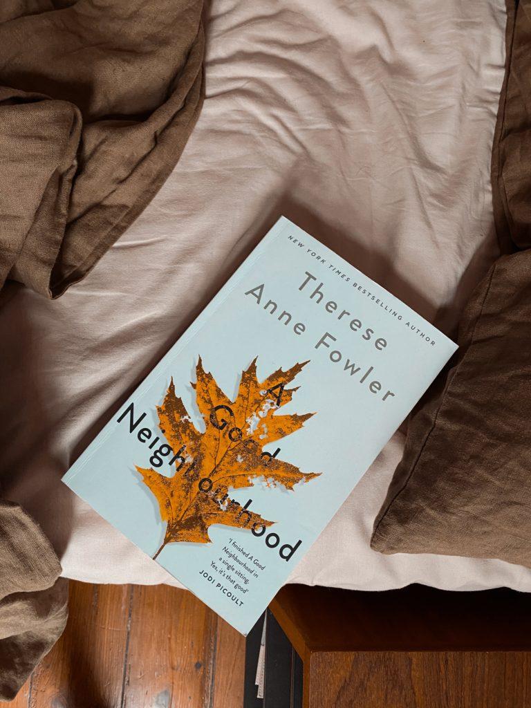 Book Review A Good Neighbourhood