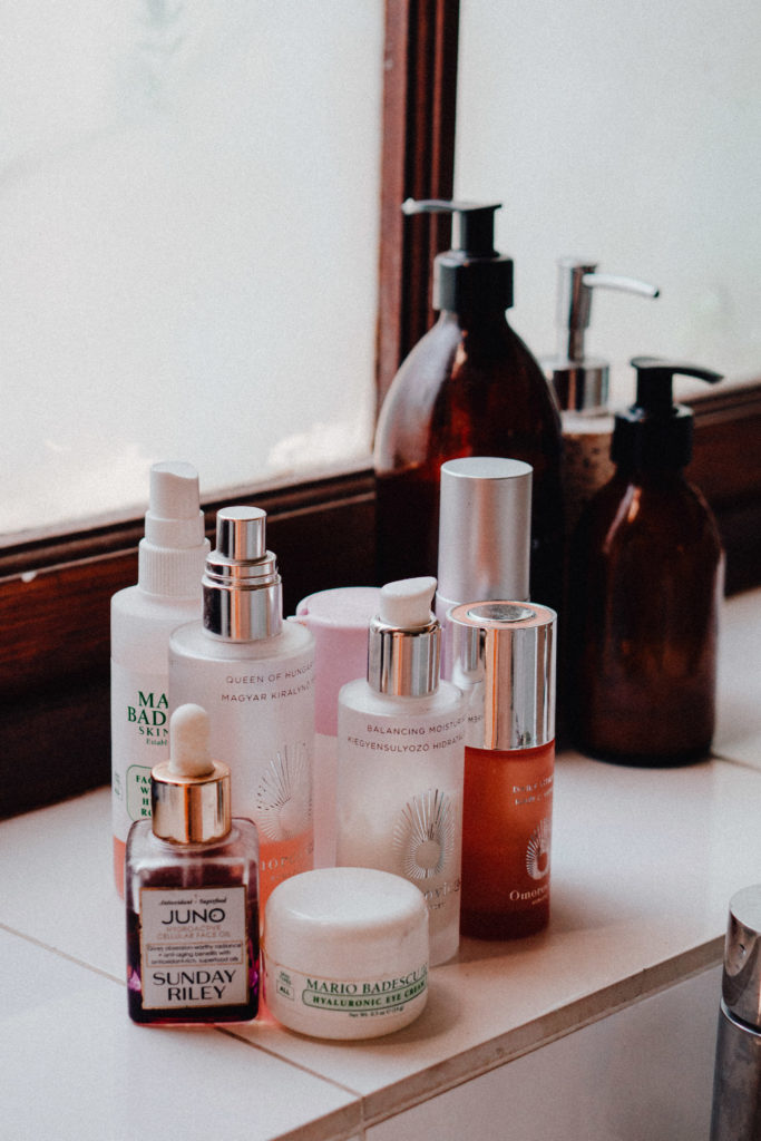 My Skincare Routine | World of Wanderlust