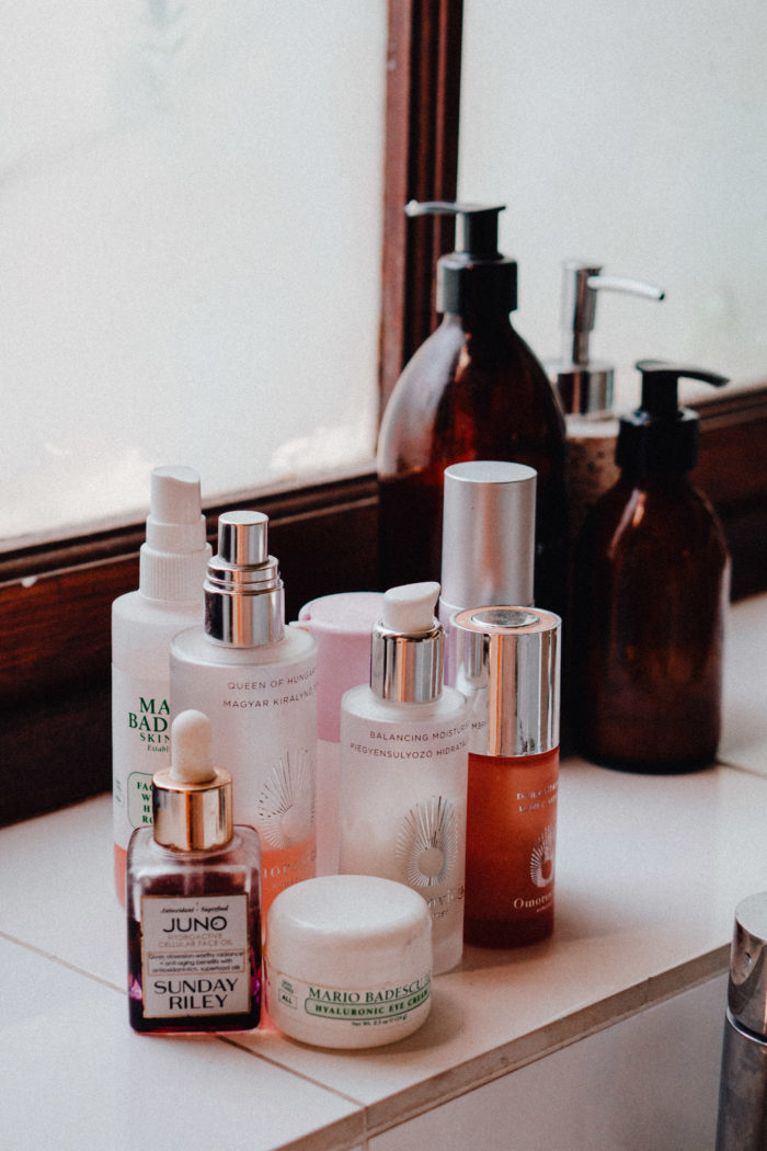 These are the Skincare Products I won't travel without