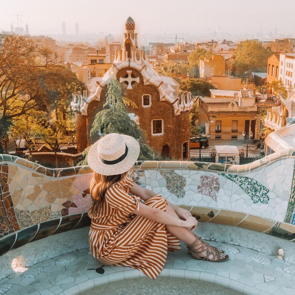 Brooke Saward Barcelona