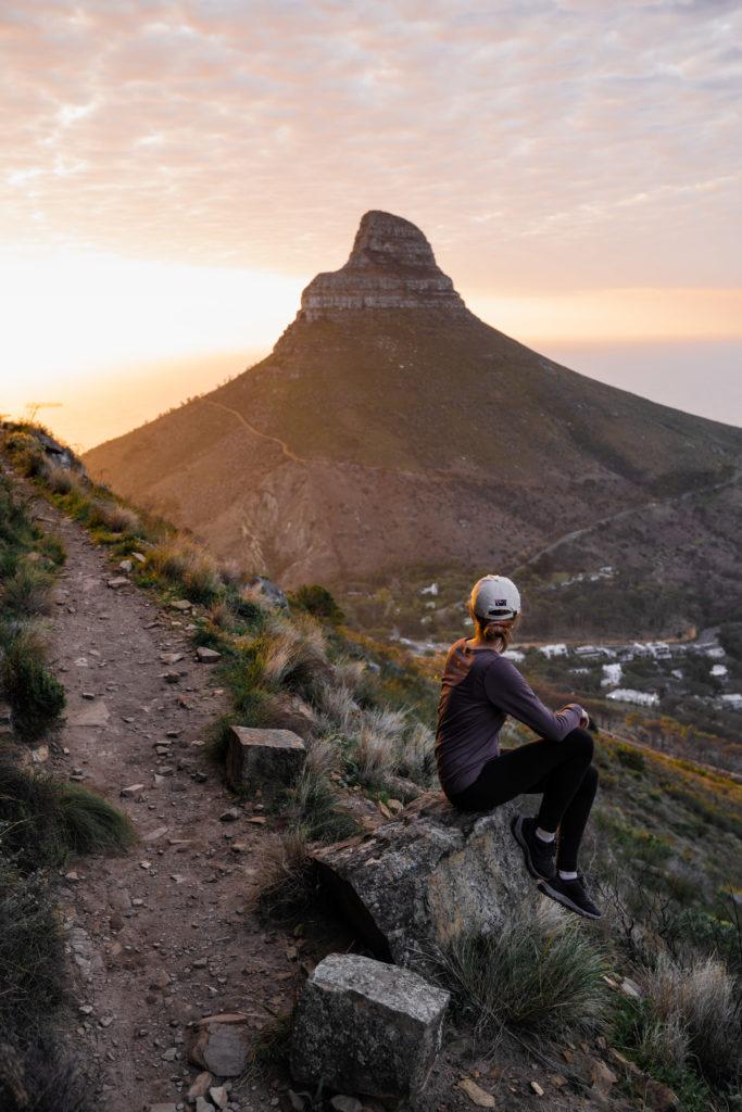 Cape Town Meilleures randonnées au coucher du soleil | Monde de Wanderlust