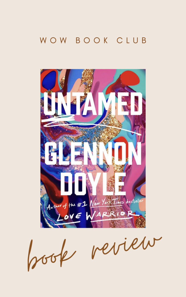 Untamed book review | WOW BOOK CLUB