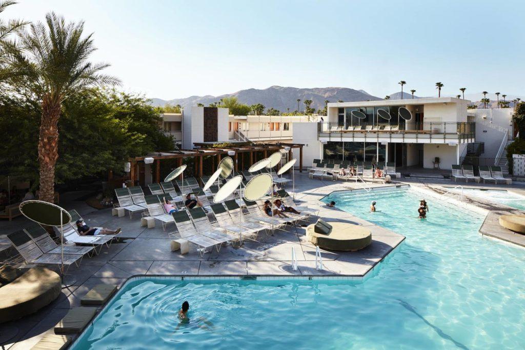 Palm Springs de l'hôtel Ace