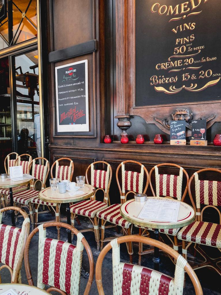 Paris Angelina Cafe