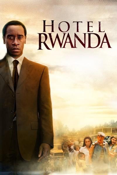Hotel Rwanda Best films in Africa