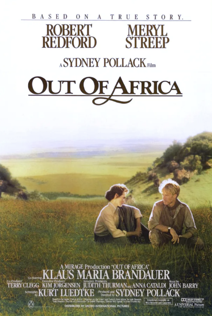 Out of Africa | Best films set in Africa