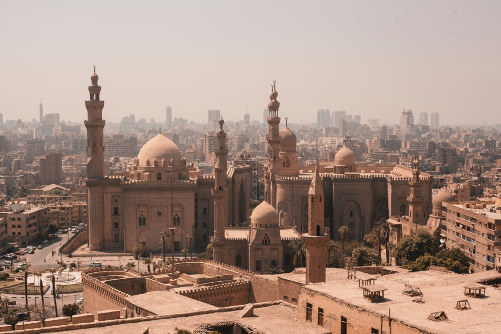 Egypt is the second most visited country in Africa