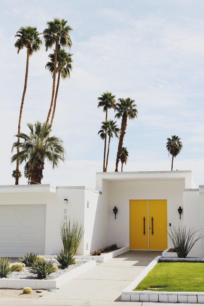 Your Summer Guide to Palm Springs