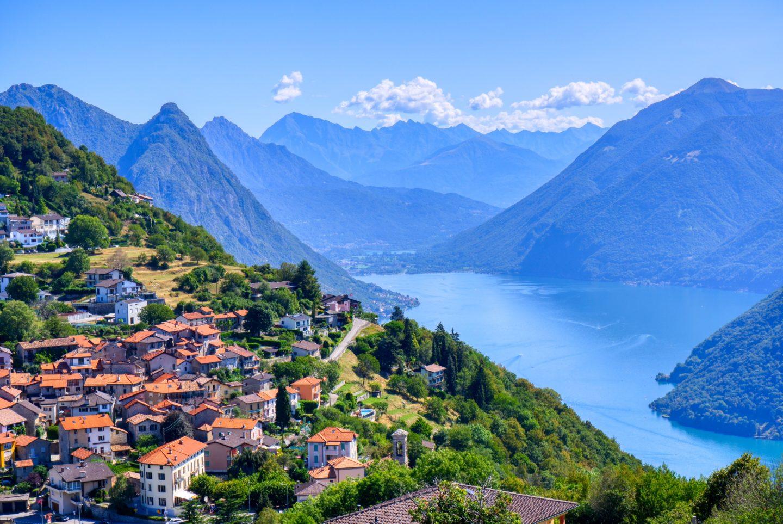 Meilleurs endroits en Suisse