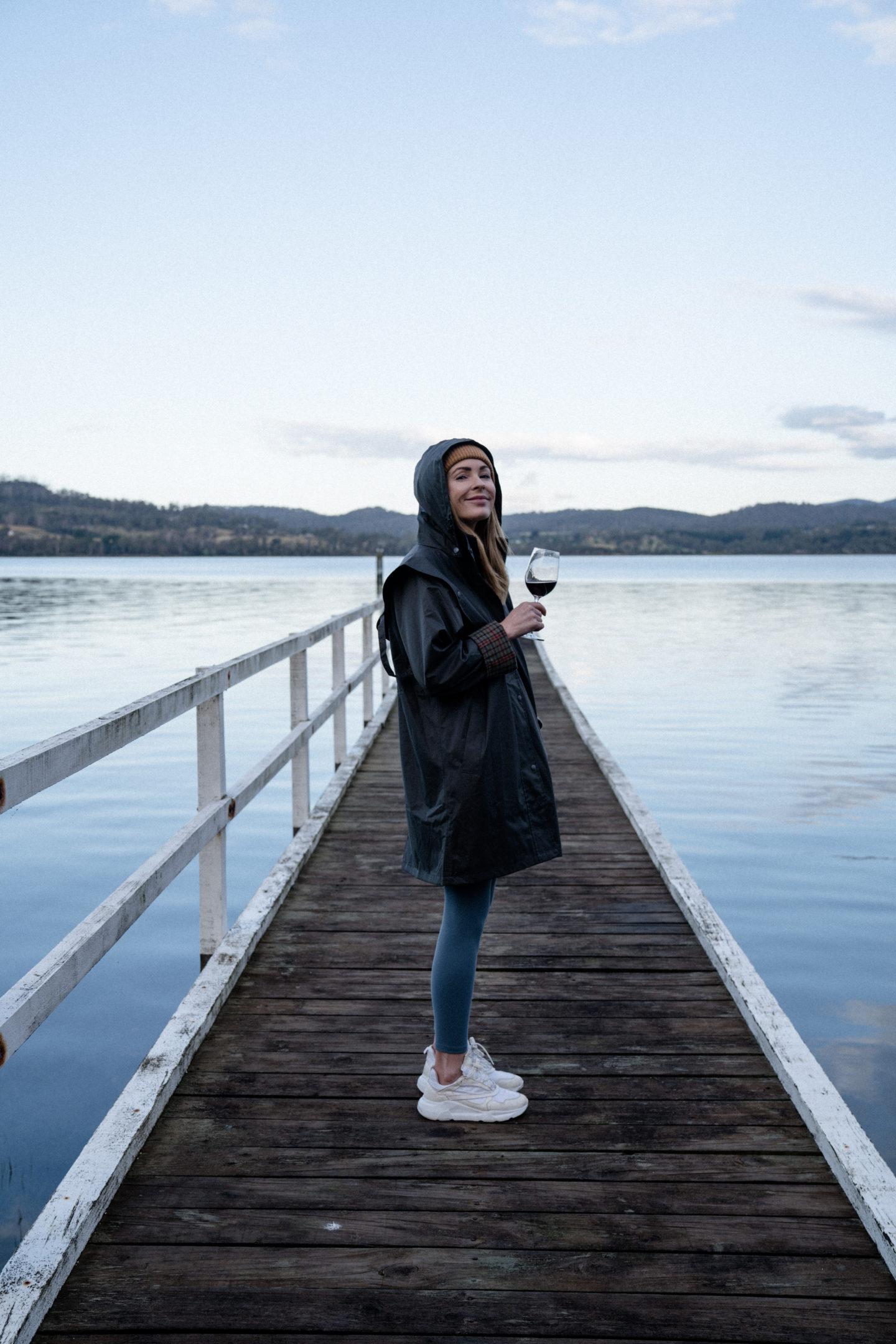 Deviot Boathouse Tasmania | World of Wanderlust
