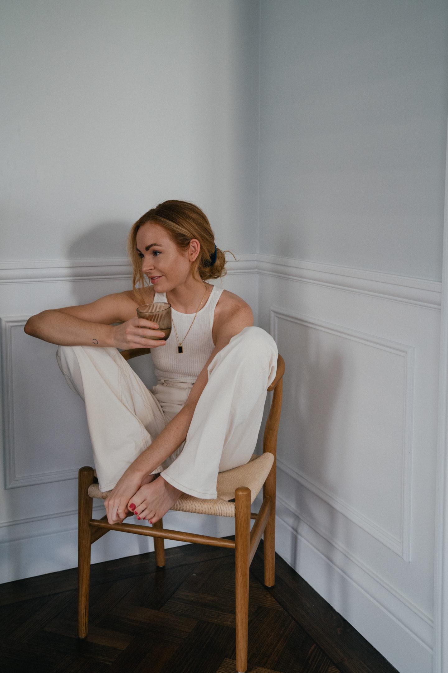 Brooke Saward | Readjusting to life at home