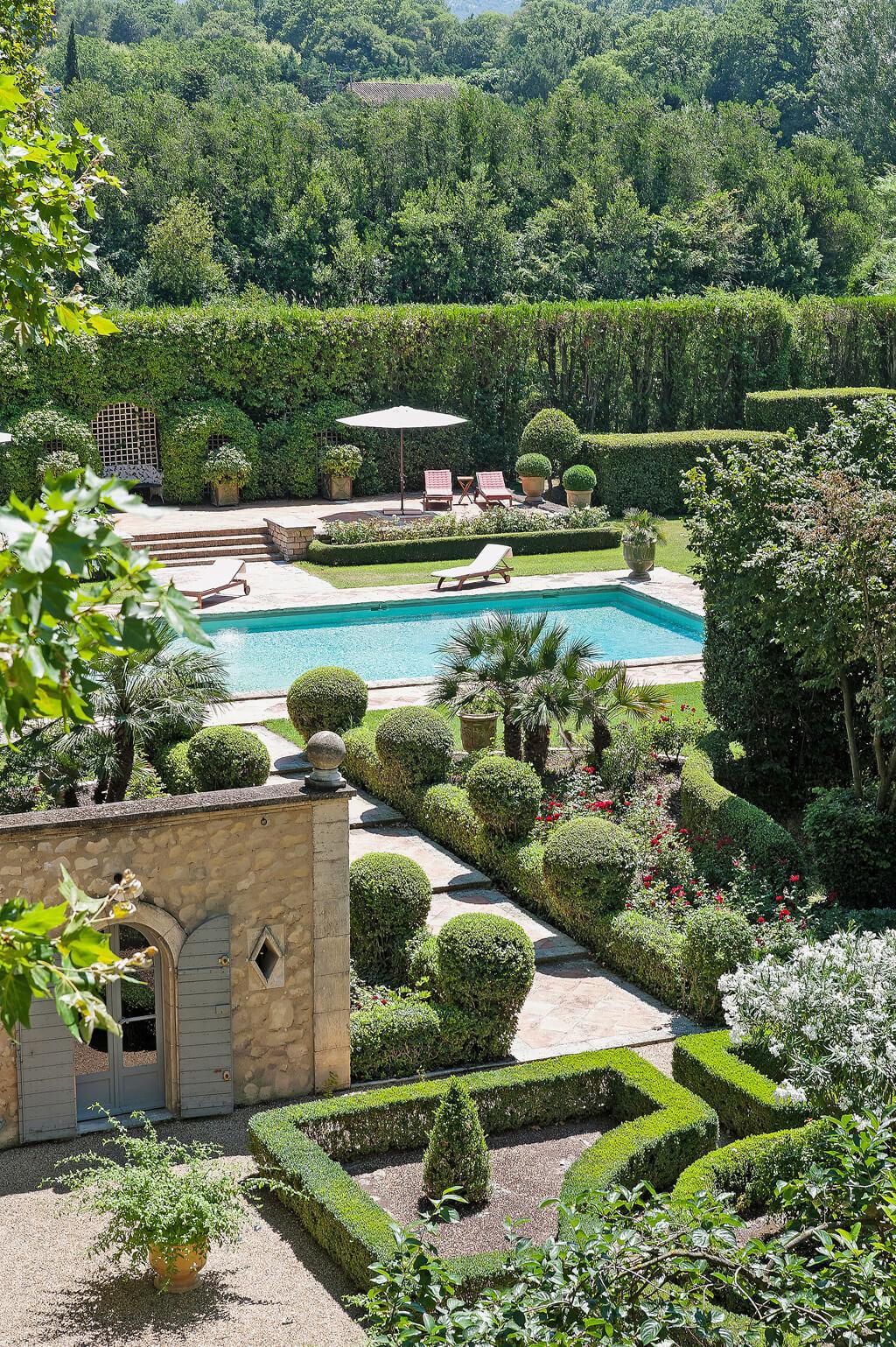 Château Mireille St Remy Provence