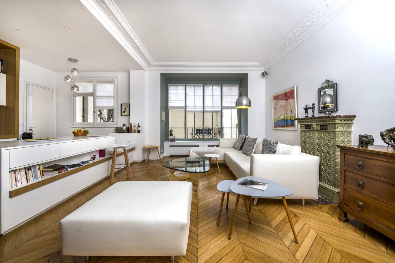 Luxembourg Chic Apartment in Paris